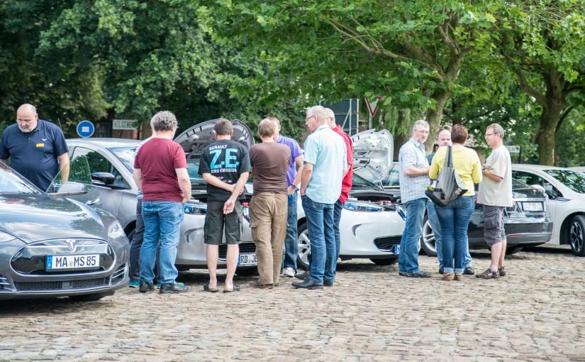 Elektro-Treffen in Dille