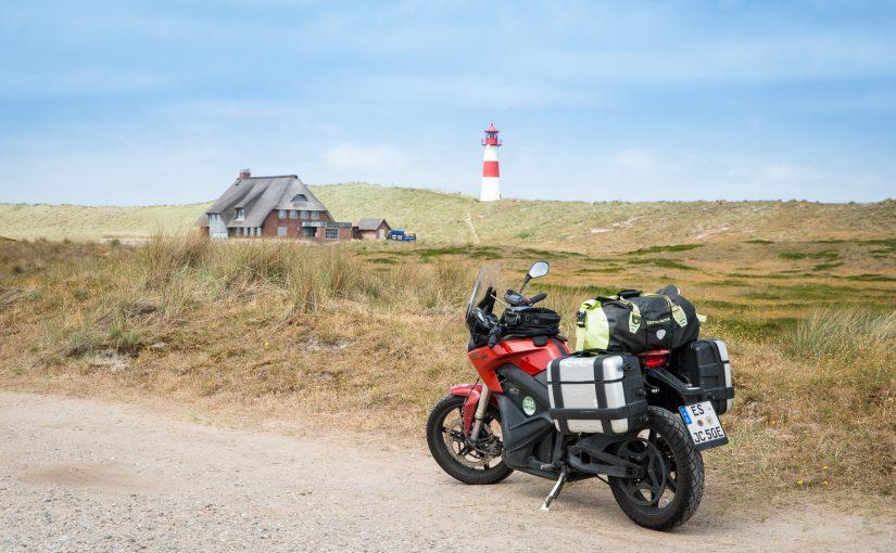 Fahrt nach Sylt – 1. Teil
