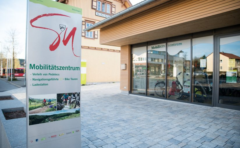2. E-Mobilitätstag in Münsingen