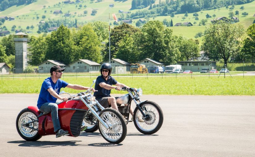 3. Elektro Fun Day 2017 in Buochs